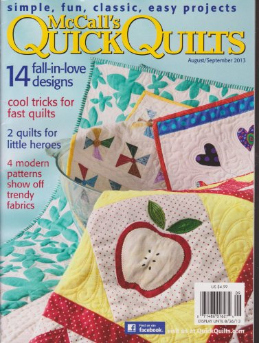 quick quilts magazine - 9