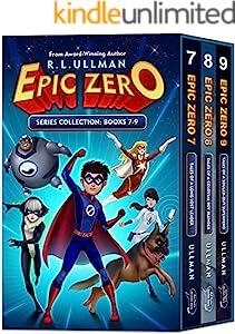 Epic Zero: Books 7-9 (Epic Zero Collection Book 3)