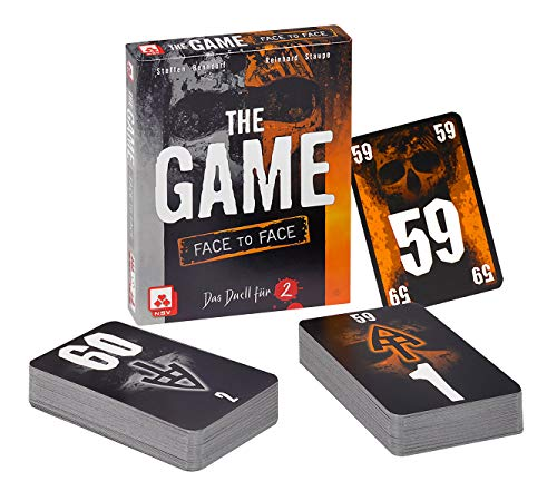 NSV – 4049 – THE GAME FACE TO FACE – Kartenspiel - 7