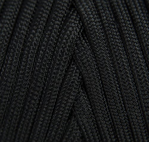 TOUGH-GRID 750lb Paracord/Parachute Cord - Genuine Mil Spec Type IV 750lb Paracord Used by The US Military (MIl-C-5040-H) - 100% Nylon - Made in The USA. 5