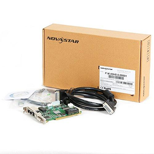 Tarjeta de Control sincrónica de la Tarjeta de envío Novastar MSD300 (versión de actualización) con la instrucción de configuración de Software