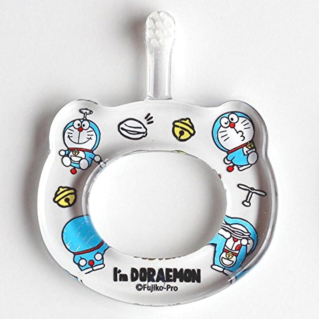 使い込むコントローラ絵HAMICO ベビー歯ブラシ(キャラクター限定商品) ワンサイズ ドラえもん