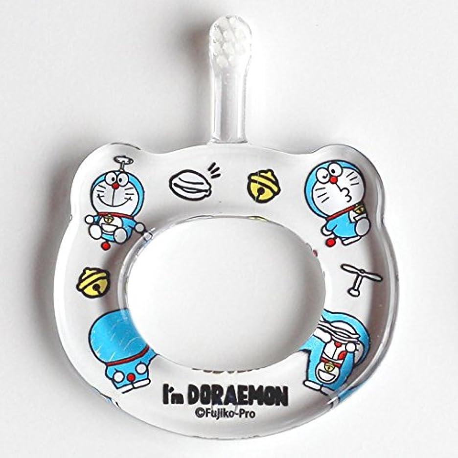 本物めまいが気を散らすHAMICO ベビー歯ブラシ(キャラクター限定商品) ワンサイズ ドラえもん