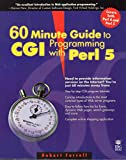 60 Minute Guide to Cgi Programming With Perl 5