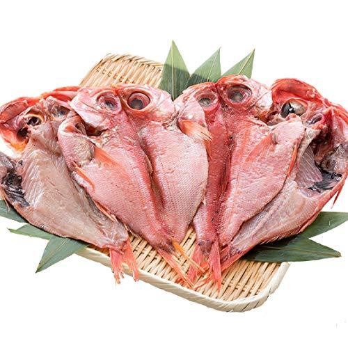 港ダイニングしおそう 干物 金目鯛 約250-300g×4尾 宮城県産 キンメダイ
