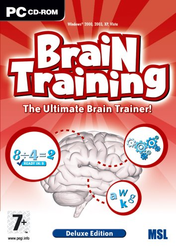 Brain Training Deluxe Edition
