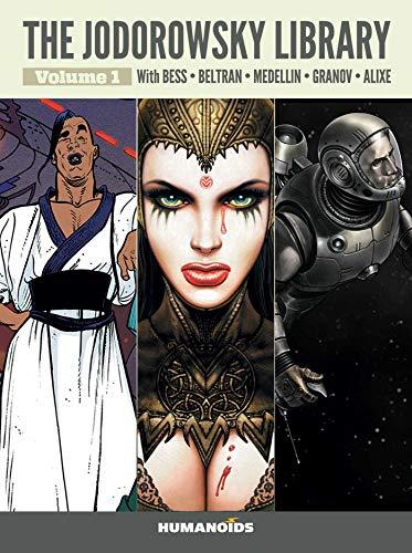 JODOROWSKY LIBRARY ED MEGALEX HC: Anibal 5 • Megalex • Selected Short...
