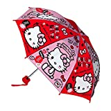 H00477MC - Paraguas plegable con 8 rayos para niña