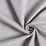 Fabulous Fabrics Elastischer Genuacord, vorgewaschen –