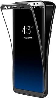 9fe1bc62516 Funda Samsung Galaxy S8, ivencase Carcasa [SIN Protector de Pantalla] Suave  TPU Silicona