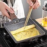siyao Pan Recubrir Pan De Tortilla De Aleación De Aluminio Japonés Sartén Antiadherente Sartén Huevo Sartén Pancake Pot Utensilios De Cocina