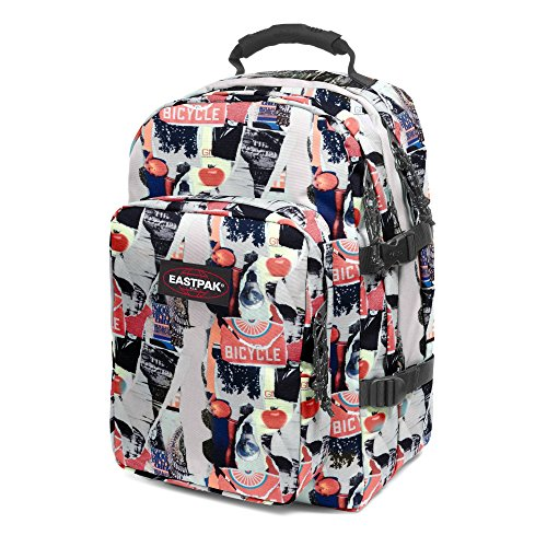 Eastpak Zaino Casual, 33 Litri, Multicolore