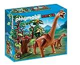Playmobil 5231 Dinos Brachiosaurus with Baby Dinosaur