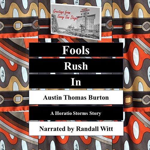 Fools Rush In Audiobook By Austin Thomas Burton cover art
