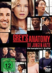 Grey's Anatomy – Staffel 1 (DVD)