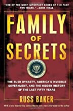 Family Of Secrets by Russ Baker (Dec 21 2010)