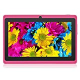 Tablet Bambini,Android 4.4, Quad Core,8 GB ROM,Tablet 7' con Wifi