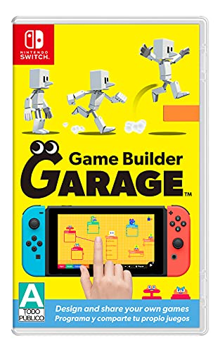 Game Builder Garage - Standard Edition - Nintendo Switch