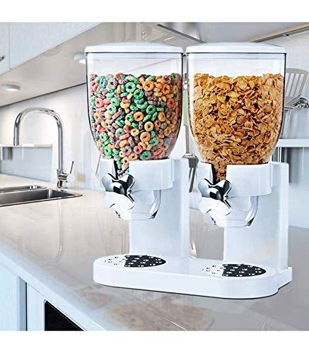 Wonduu Dispensador de Cereales Doble...