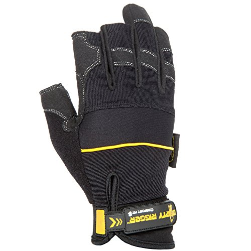 Dirty Rigger Comfort Fit Framer Rigger Glove Various Sizes (Large)