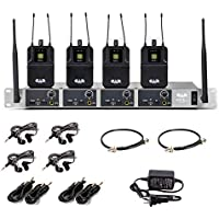 CAD GXLIEM4 Quad-Mix In-Ear Wireless Monitoring System