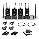 CAD GXLIEM Wireless In Ear Monitor System - Quad Mix System