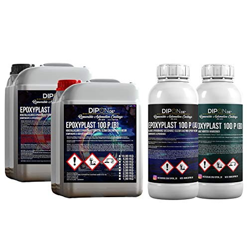 Dipon Resine Epoxy 100 P