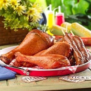 Farm Pac Kitchens Smoked Turkey Legs, 20 pieces