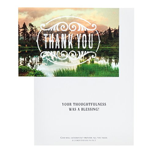 Thank You - Inspirational Boxed Cards - God Is Good Photo #6