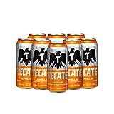 Cerveza Tecate Ambar 24 Pack Lata 473 Ml
