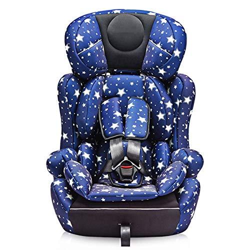 QYT-Silla Coche bebé, 0-36 kg, Silla Auto bebé reclinable, Crece con el niño Desde 9 Meses hasta 12 años