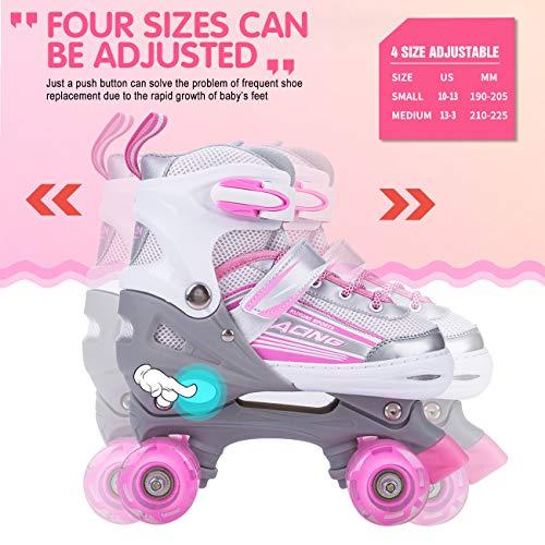 Kuxuan Saya Kids Best Roller Skates Under 100