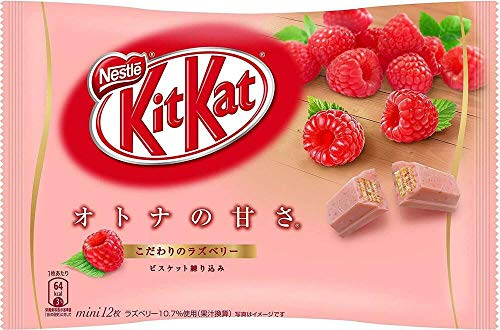 Kit Kat Japanese Mini Raspberry