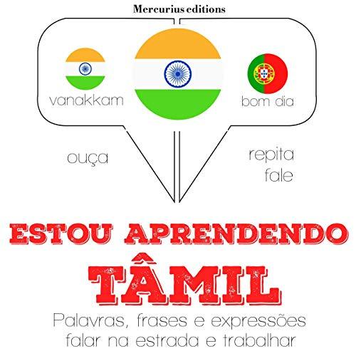 Estou aprendendo tâmil audiobook cover art