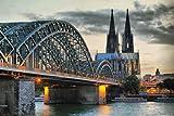 Empire 385505 Köln - Kölner Dom - Tag Poster - 61 x 91.5