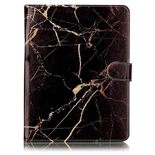 JIANGHONGYAN For Funda de Cuero con Tapa Horizontal for Tableta PC de 7 Pulgadas con Soporte, Ranuras for Tarjetas y Cartera (Color : Color6)