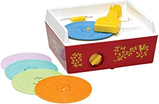 Juguete Fisher Price grabadora clásica