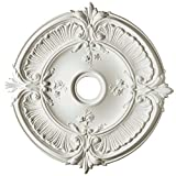 Focal Point 81031 31-Inch Acanthus Medallion 30 1/4-Inch by 30 1/4-Inch-Inch by 1...