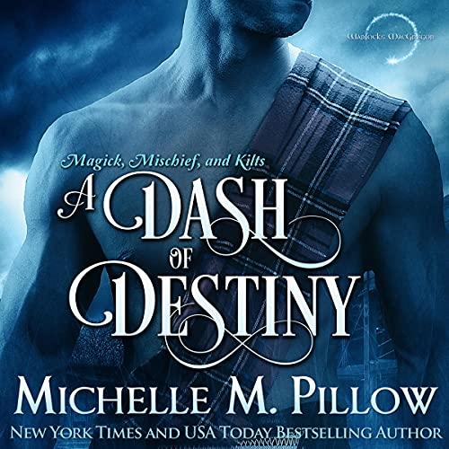 A Dash of Destiny cover art