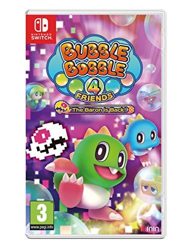 Bubble Bobble 4 Friends: The Baron is Back! [