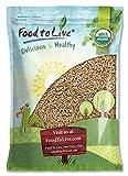Organic KAMUT Khorasan Wheat Berries, 10 Pounds - 100% Whole Grain, Sproutable for Wheatgrass, Non-GMO, Kosher, Bulk