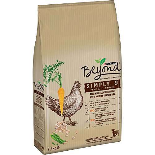 Purina Beyond Pienso Natural Perro Adulto Pollo Cebada