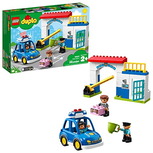 LEGO DUPLO Town Police Station 10902 Building Blocks (38 Pieces)