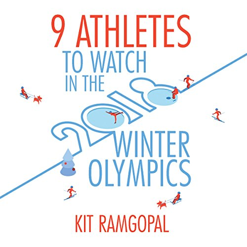 9 Athletes to Watch in the 2018 Winter Olympics copertina