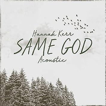 Same God (Acoustic)