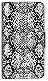 blitzversand Flip Hülle Tier Fell Haut Animal Skin kompatibel für Huawei Mate 20 PRO Schlange Handy Hülle Leder Tasche Klapphülle Brieftasche Etui r& um Schutz Wallet M13