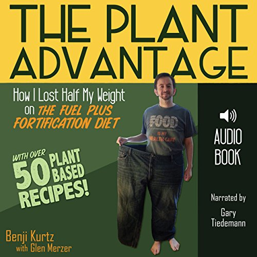 The Plant Advantage audiobook cover art