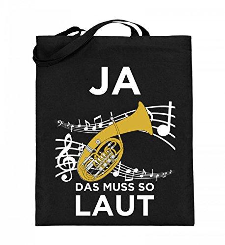 Chorchester Hochwertiger Jutebeutel (mit langen Henkeln) - Ideal für alle Bariton Spieler!
