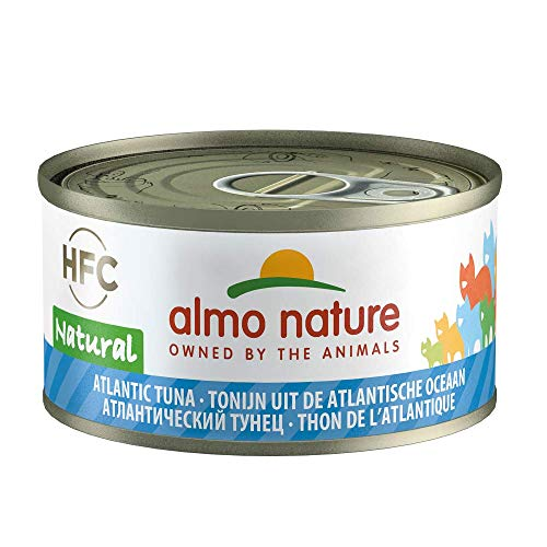 almo nature HFC Natural 70 g - Thon de l'Atlantique - 24 x 70g