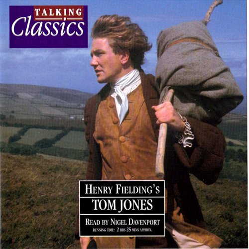 Tom Jones Audiobook By Henry Fielding cover art
